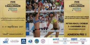 Афиша турнира по пляжному волейболу среди женщин