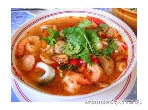 Тайская кухня: лучшие блюда