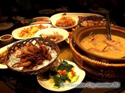 Ресторан вьетнамской кухни Le Saigon Roof Top