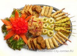 Ресторан тайской кухни A Taste of Thailand