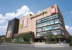 Самые популярные торговые центры Паттайи