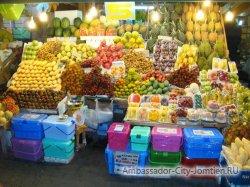 Рынок на Джомтьене