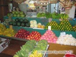 Фруктовый рынок на Второй улице (Паттайя)