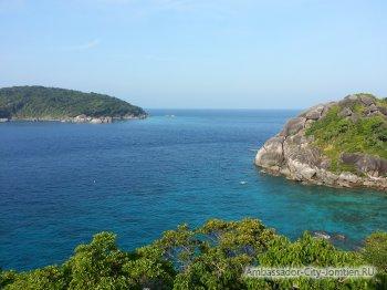 с 5 по 7 ноября 2014 года закрыты Симиланские острова