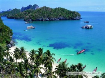 Тайланд - это страна или город?