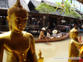 Почему считается, что Тайланд - страна контрастов?