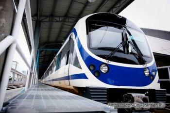 Поезда из Суварнабхуми в Паттайю и Донг Муанг