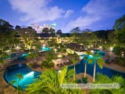 Отель грин парк фото ночью