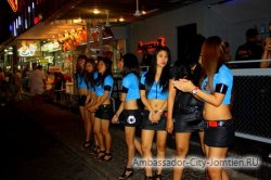 В Таиланде будут закрыты массажные секс-салоны