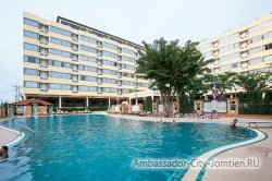 отель mountain beach hotel 3 паттайя
