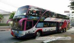 автобусы суварнабхуми