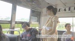 Тайская реклама о правилах поведения в автобусе