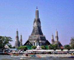 куда поехать в ноябре в Бангкоке