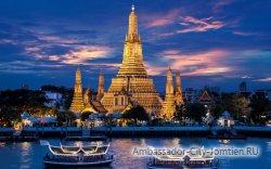 Таиланд скорбит по Королю