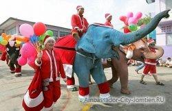 Поездка в Таиланд на Новый год
