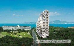 Новая звездочка Паттайи, жилой комплекс «The Cloud»