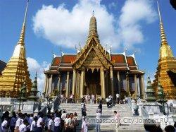 Достопримечательности Бангкока самостоятельно за 2 дня