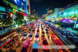 Отели в аэропорту Бангкока Суварнабхуми