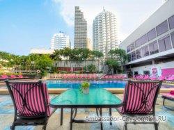 Отель в аэропорту Бангкока Суварнабхуми