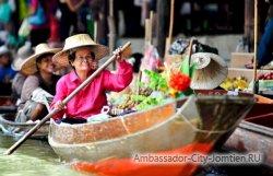 Достопримечательности Бангкока за 1 день на метро