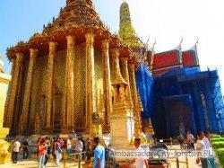 Лучшие места Бангкока