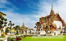 Королевский Бангкок. Сокровища Большого дворца