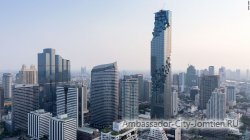 Самое высокое здание в Бангкоке, ресторан