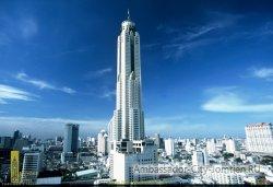 Самое высокое здание в Бангкоке на карте