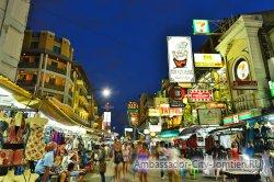 Где лучше остановиться в Бангкоке?