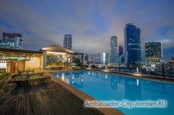 Оазис под облаками. Лучшие отели Бангкока с бассейном на крыше