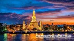Где остановиться в Бангкоке на 3 дня?