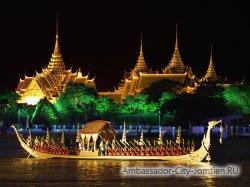 Горящие путевки в Бангкок
