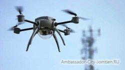 Запрет на свободное использование летающих дронов