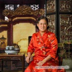 Принцесса поздравила тайцев с наступающим Новым годом