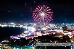 Новый год на Бали Хай в Паттайе