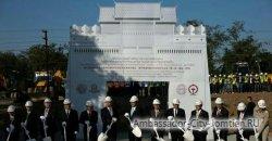 Таиланд строит новую железную дорогу