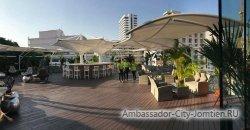 «Крылатое кафе». В Паттайе появился высотный кафетерий с необычным дизайном