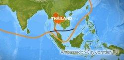 Таиланд планирует построить гигантский судоходный канал