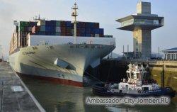 План постройки нового судоходного канала через Таиланд