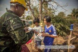 В Таиланде проходят международные военные учения Cobra Gold-2018