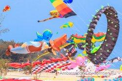 В Таиланде пройдет фестиваль воздушных змеев