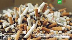 Запрет курения на пляже Паттайя Бич