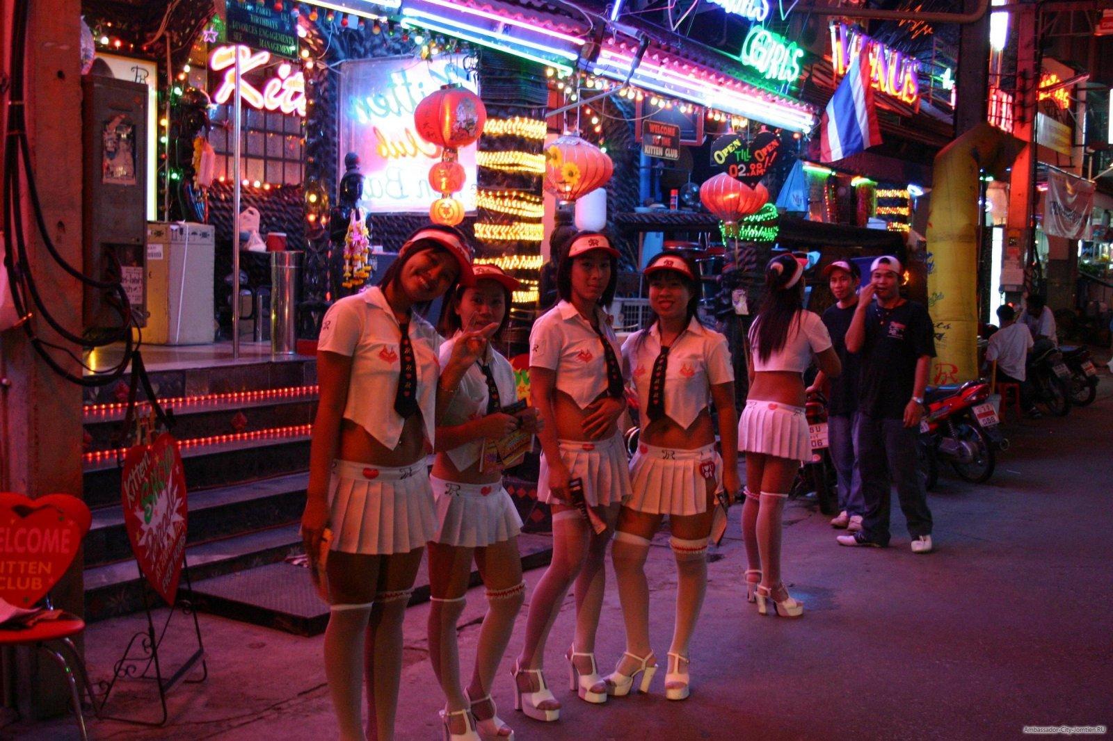 Тайки в тайланде 11 фотография