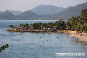 Таиланд температура воды и воздуха по месяцам